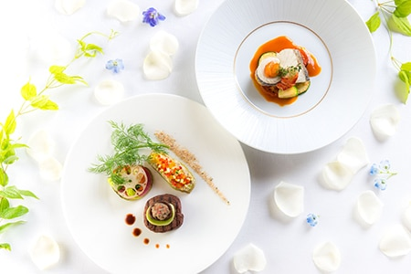 グランドニッコー東京 台場が披露宴の料理を刷新! 5月14日(日)には試食フェアを開催