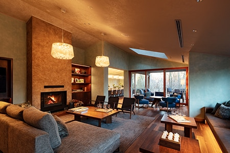 軽井沢・星野リゾート内に新会場が誕生! 最上級の居心地を追求した「Yokobuki Villa」の魅力とは?