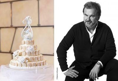 ホテルニューオータニが「ピエール・エルメ・パリ」の新作ウエディングケーキを発表!