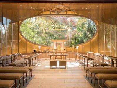 ホテル椿山荘東京の祝福の森に「庭園内神殿」が誕生! 美しい自然を感じる神前式を編集部が体験!【編集部レポート】