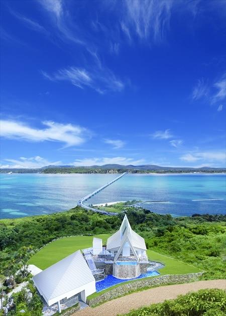 今こそオススメ! 沖縄ウエディング<br>リゾートウエディングにぴったりの、3つのチャペルに注目【編集部レポート】