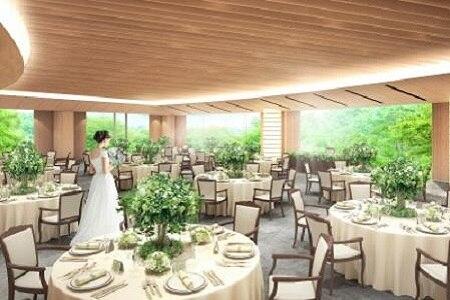 明治神宮文化館が、「フォレストテラス明治神宮」として10月20日に新しくオープン!