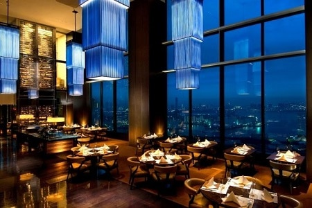 【コンラッド東京】人気レストラン「チャイナブルー」「コラージュ」でレストランウエディングが可能に!