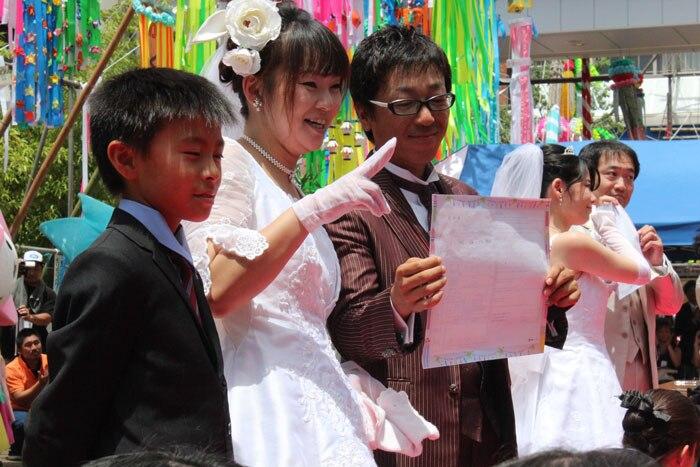 6月13日まで! 「七夕ウエディング」を挙げるカップルを大募集!