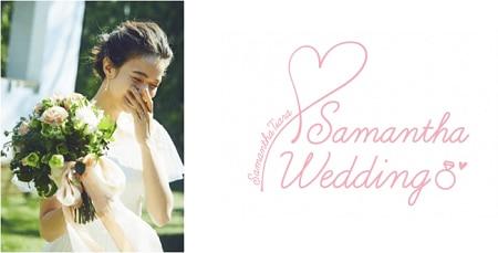 サマンサタバサ初となるウエディングプラン『Samantha Wedding』をエスクリにて展開! 全国20組限定プレゼント