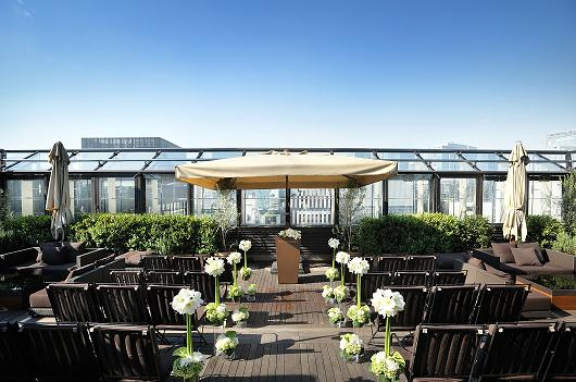花嫁作りのトップブランド「ハツコエンドウ」が、ブルガリ ウエディングのプロデュースを開始