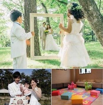 軽井沢エリア初! パパママも安心のサービスがうれしいウェルカムベビーの結婚式場が誕生