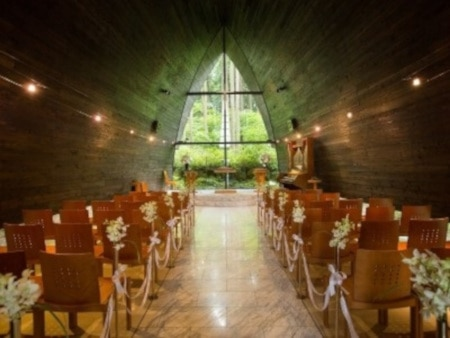 【日帰り温泉付♪】リゾートウエディング「箱根の森高原教会」ブライダルフェアを3/17(日)に開催!