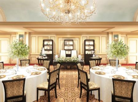 開業25周年記念! リーガロイヤルホテル東京が宴会場「ダイヤモンド」をリニューアル&新プランも登場