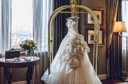 【2020年3月まで!】ホテルニューグランドの100本のバラを使ったプラン「ローズウエディング」が人気