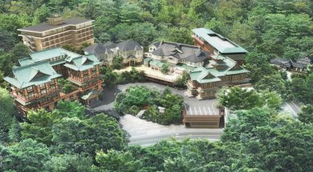【7月15日(水)グランドオープン!】箱根・富士屋ホテルが新時代のクラシックホテルとして全面リニューアル