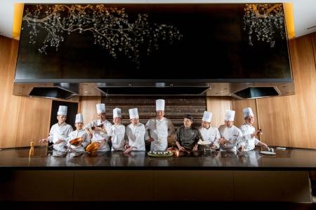 美食を7品に凝縮! セルリアンタワー東急ホテルの新ウエディングメニュー「Grand Chef Collection」