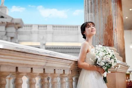 なんとドレス着放題! 5,500円(税込)のセルフフォトプランに注目♪ /小さな結婚式
