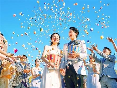 「安心安全な結婚式を届けたい!」ゲストへのPCR検査サービスを開始(WEDDING POPCORN KOBE)