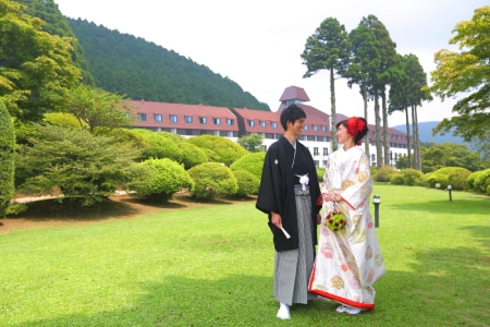 「小田急山のホテル ブライダルフェア」2020年2月8日(土)・9日(日)開催!  クラシカルホテルで歴史を体験するリゾート和婚を