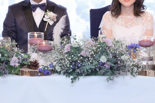 結婚式をする場合