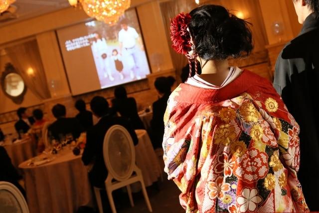 結婚式で上映するムービーの種類と役割は?