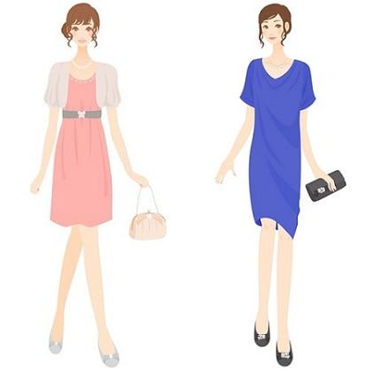 結婚式のお呼ばれ服装マナー&NGポイント【女性ゲスト向け】. oyobare_womens_01_420. 結婚式
