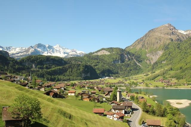 スイス新婚旅行