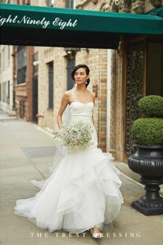 4741e32cb8220 再婚だってウエディングドレスが着たい!「大人ドレス」×「自然いっぱい ...