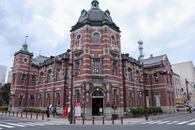 旧岩手銀行赤レンガ館