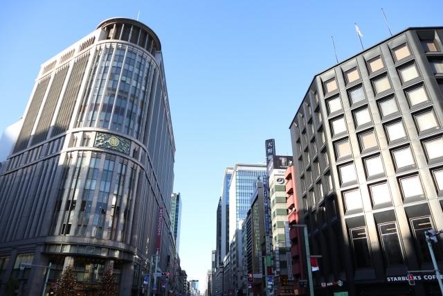 銀座・日本橋周辺