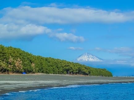 富士山周辺(三保の松原など)