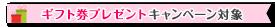 ギフト券プレゼントキャンペーン対象