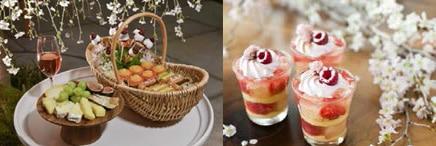 春を満喫! アンダーズ 東京で絶景とお花見を楽しむ優雅な大人デート♪