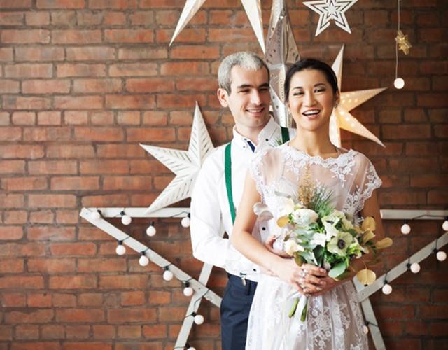 国際結婚結婚式