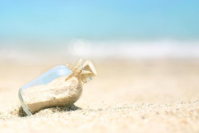 砂のアイデア