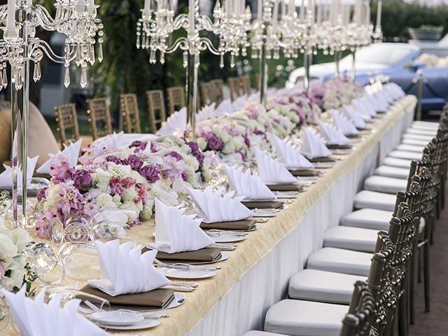 海外のトレンド先取り! ナチュラル・モダン\u2026結婚式のテーブル