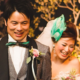 命の尊さを感じる挙式に感動。白無垢で臨んだ仏前結婚式