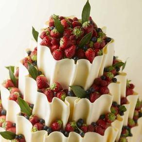 ほどよくキュートでほどよくモダン! 大人のための極上ケーキ