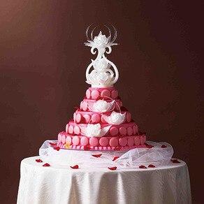 この美しさはアート級! 天才ピエール・エルメの可憐な世界観をケーキで表現