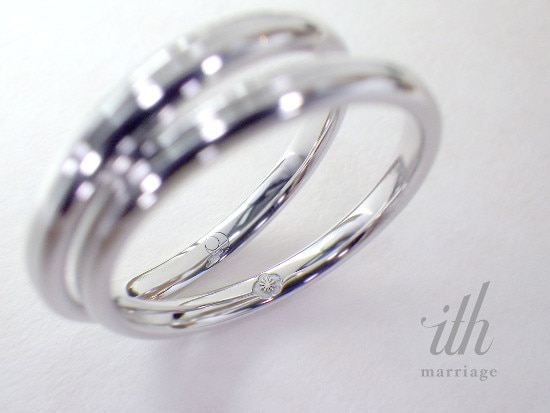 【期間限定】ithから無料プレゼント! 結婚指輪のお守り刻印2種サービスをスタート