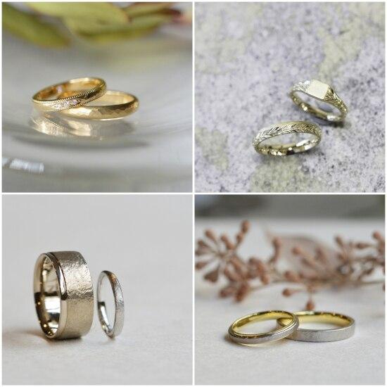 「手作り=シンプル」だけじゃない! 手作り結婚指輪の「renri」でこだわりのデザインをかなえて