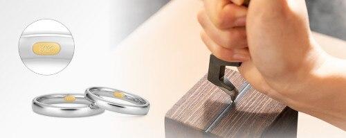 入籍・結婚にピッタリの年?! 自分で指輪に刻印を打つ「ケイウノ ブライダル」のサービスに注目