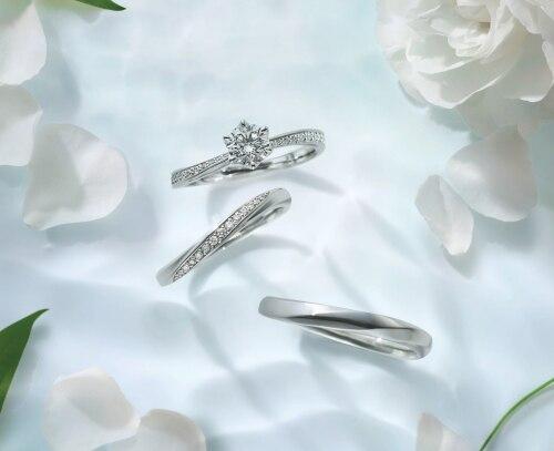 【12月31日(木)まで】4℃ BRIDAL銀座本店で10周年アニバーサリーフェアを開催