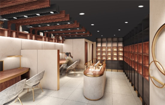 ドイツのジュエリーブランド「アクレード」が、銀座に日本初のフラッグシップショップをオープン!