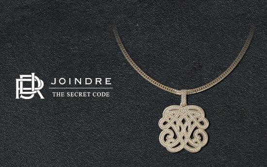 17世紀パリのデザインがペンダントに! ビジュピコの新ブランド「JOINDRE」がローンチ