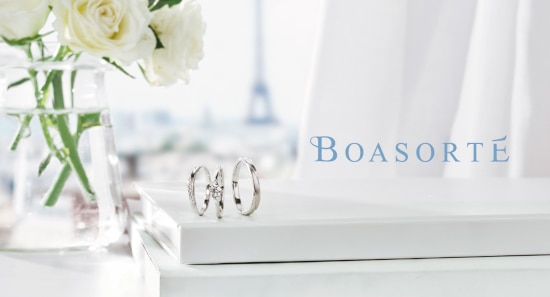 細身で繊細なデザインにウットリ♡「ビジュピコ」から新ブランド「BOASORTE」が登場