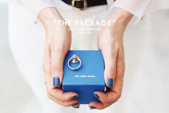 大切な人にハッピーバースデーの曲を♪「JAM HOME MADE」のプレゼントボックス「THE PACKAGE」