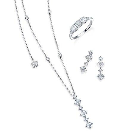 ダイヤモンドに刻印できる特典も♪ 世界的ジュエラー「ROYAL ASSCHER」のセレブレーションフェア