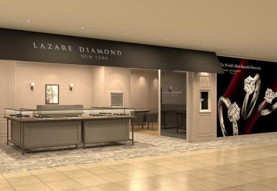 千葉県初出店!「ラザール ダイヤモンド ブティック」千葉店がオープン&フェア♪