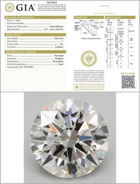 「BRILLIANCE+」でダイヤモンドの「360°動画」と「鑑定書」が確認できる新機能がスタート
