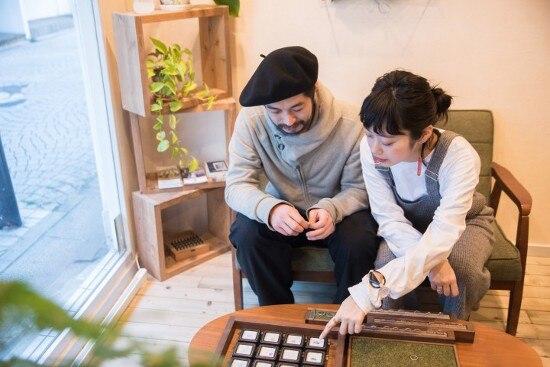 手作り指輪選びの参考にするなら・・・ 鎌倉彫金工房の先輩作品集がおすすめ