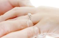 婚約指輪、本来の意味