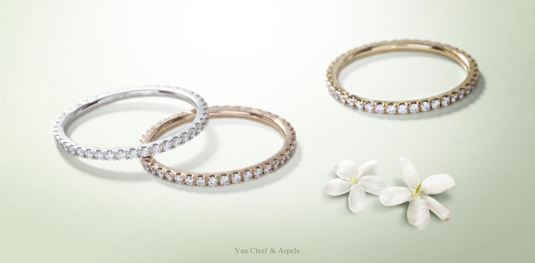 Van Cleef & Arpels(ヴァン クリーフ & アーペル)の特徴1