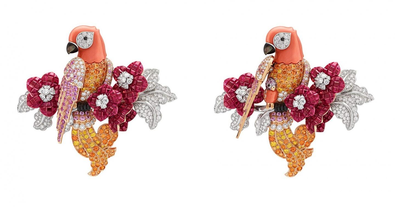 きらめく宝石たちが踊り、愛を囁く。ヴァン クリーフ&アーペルから、秘密を隠したハイジュエリー コレクション「Le Secret」(1)―Van Cleef & Arpels(ヴァン クリーフ&アーペル)